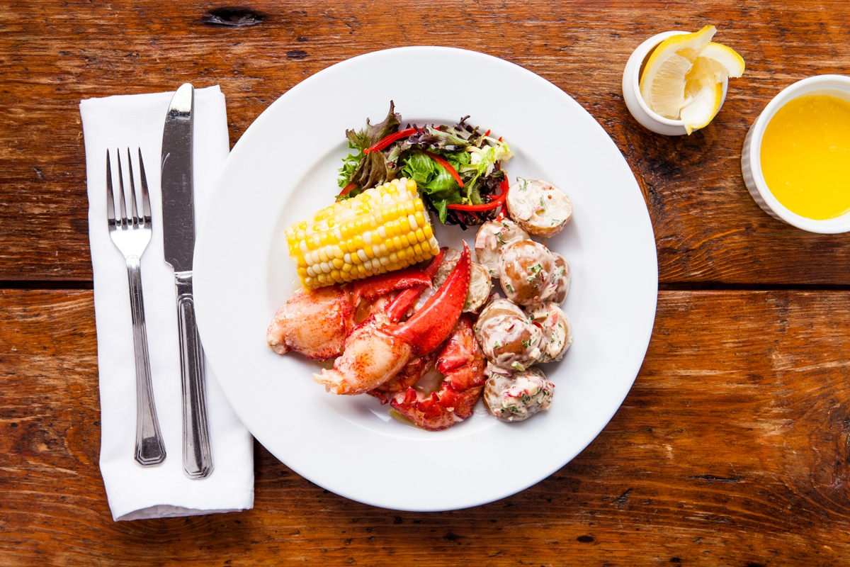 Client: Oceanstone Seaside Resort  Food Styling and Photography: Kelly Neil